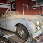 # 23153 Barn-Find 1959 Jaguar XK150