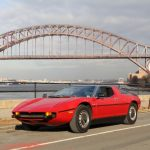 # 23185 1973 Maserati Bora 4.9 with Matching Numbers