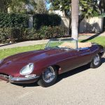 # 23190 1963 Jaguar Series I XKE Roadster