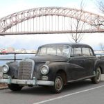 # 23192 Barn-Find 1960 Mercedes-Benz 300D
