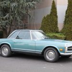 # 23201 1968 Mercedes-Benz 280SL