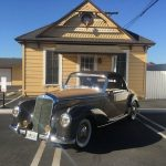 # 23208 1953 Mercedes-Benz 220A Cabriolet California Car