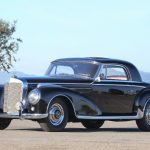 # 23210 1956 Mercedes 300SC Sunroof Coupe