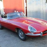 # 23218 1967 Jaguar XKE Series I 4.2 Roadster