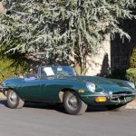 # 23233 1969 Jaguar XKE Series II Roadster