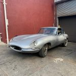 # 23235 1968 Jaguar XKE Series 1 1/2 2+2