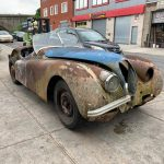 #23243 1952 Jaguar XK120 Roadster