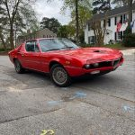 # 23274 1972 Alfa Romeo Montreal with Coachwork by Bertone