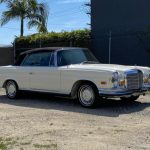 # 23289  Restored 1971 Mercedes-Benz 280SE 3.5 Cabriolet