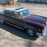 # 23295 1966 Mercedes-Benz 250SE Coupe