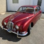 #23310 1967 Jaguar 3.8 S-Type Saloon
