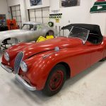 #23327 1953 Jaguar XK120 Roadster