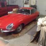 #23370  1963 Jaguar XKE 3.8 Series I Coupe
