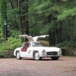 #23376 1955 Mercedes-Benz 300SL Gullwing