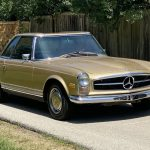 1969 Mercedes-Benz 280SL #23392