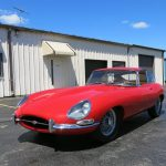#23418 1965 Jaguar Series I Coupe