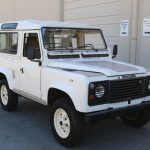 # 23442 1990 Land Rover Defender 90