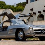 #23472 1955 Mercedes-Benz 300SL Gullwing