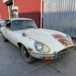 #23494 1970 Jaguar XKE 4.2 Series II 2+2