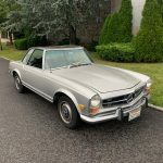 #23503 1970 Mercedes-Benz 280SL