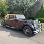 #23529 1951 Jaguar Mark V Left-Hand Drive