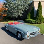 #23541 1963 Mercedes-Benz 190SL