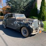 #23562 1949 Bentley Mark VI