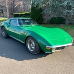 #23597 1971 Chevrolet Corvette T-Top Coupe