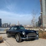 #23601 1964 Aston Martin DB5 Convt Black