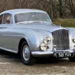#23659 1953 Bentley R Type Continental