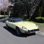 # 23718 1973 Jaguar XKE V12 Roadster
