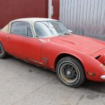 # 23725 1973 Lotus Elan Red