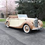 #23726 1947 Bentley Mark VI