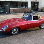 #23728 1961 Jaguar E-Type Series I