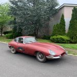# 23740 1962 Jaguar XKE Series I 3.8