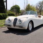 #23748 1951 Jaguar XK120 Roadster