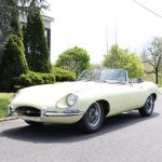 # 23752 1968 Jaguar XKE  Series 1 1/2 Roadster