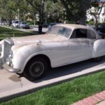 1953 Bentley R-Type Continental Fastback # 20288