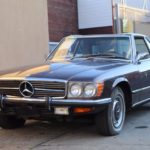 1972 Mercedes-Benz 350SL # 21434