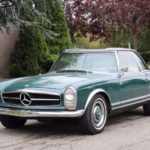 1966 Mercedes-Benz 230SL # 21447
