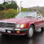 1989 Mercedes-Benz 560SL # 21500
