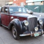 1953 Bentley R-Type RHD # 21547