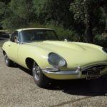1963 Jaguar XKE Series I 3.8 # 21095