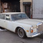 1967 Mercedes-Benz ​600 SWB # 21633