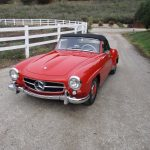 1959 Mercedes-Benz 190SL #21642