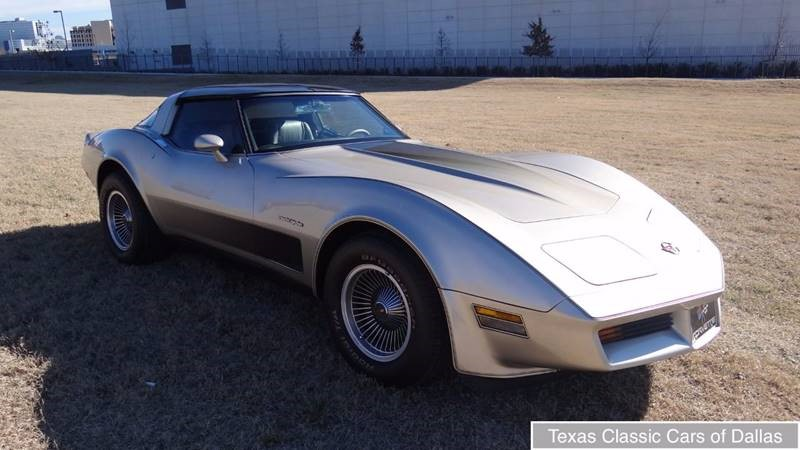 1982 Chevrolet Corvette cross fire(collectors edition)-$28,000(shipping available)
