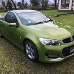 HOLDEN VF COMMODORE SV6  UTE PICK UP
