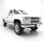 An Extroverted Chevrolet Silverado C/K2500 Fleetside Pick-up with Just 9,993 Miles.