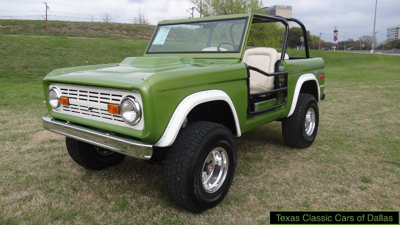1971 Ford Bronco-$30,000-shipping available