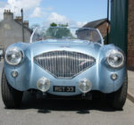 Austin Healey 100/4 BN1 fully restored flawless